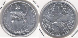 Nuova Caledonia 1 Franc 1981 KM#10 - Used - Nuova Caledonia