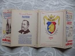 Année 60 Protège Cahier   LIMONADE - BIERE DUMESNIL - Protège-cahiers
