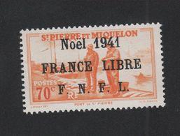 Faux Timbre De Saint-Pierre Et Miquelon N° 218B Gomme Charnière - St.Pierre Et Miquelon