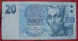 Dvacet / 20 Korun 1994 (WPM 10) - Tchéquie