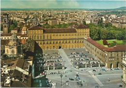 V2798 Torino - Scorcio Panoramico E Palazzo Reale / Non Viaggiata - Palazzo Reale