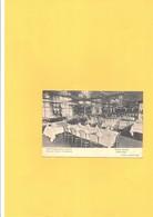 """Carte Postale En Noir Et Blanc """" Café Restaurant Central """" - Metz"""