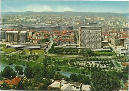 V2799 Torino - Centro Traumatologico Inail E Museo Dell'Automobile - Panorama / Non Viaggiata - Trasporti