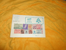 ENVELOPPE DE TIMBRES NON OUVERTE 100 DIFFERENTS STAMPS FROM MIDDLE EAST..DATE ?.. - Stamps