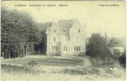 Genval. Le Ravin. Architecte N.Lacroix. - Rixensart