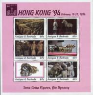 Ref. 370614 * NEW *  - BARBUDA . 1995. HONG KONG 94. INTERNATIONAL PHILATELIC EXHIBITION. HONG KONG 94. EXPOSICION FILAT - Antigua Y Barbuda (1981-...)