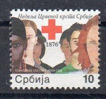 SERBIE - SERBIA - CROIX-ROUGE - RED CROSS - 2011 - - Serbia