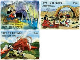 Ref. 292796 * NEW *  - BHUTAN . 1991. WORLD WONDERS. MARAVILLAS DEL MUNDO - Bhutan