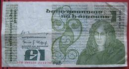 1 / One Punt / Pound 1978 (WPM 70b) - Irlande