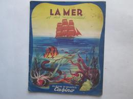 Album D'images Chocolaterie Casino  La Mer  (59 Images Sur 180 ) - Albums & Catalogues