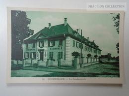 D161527  CPA / ALSACE / GUEBWILLER / GENDARMERIE - Guebwiller