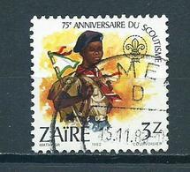 1982 Zaire Scouting 3z Used/gebruikt/oblitere - Zaïre