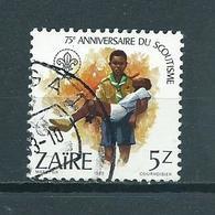 1982 Zaire Scouting 5z Used/gebruikt/oblitere - Zaïre