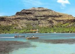 Polynésie Française MANGAREVA ïles Gambier Le Village De Rikitea (BV) (Erwin Christian 264)(Tahiti) - Polynésie Française