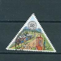 1987 Kenia 10 Years Of Progress Used/gebruikt/oblitere - Kenia (1963-...)