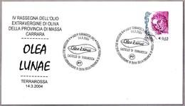 OLEA LUNAE - Feria Del Aceite De Oliva Virgen. Terrarossa, Massa, 2004 - Food