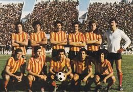 EL TARAGUI EL RIADI EL TUNSI-TUNISIE TUNEZ SOCCER TEAM EQUIPO DE FUTBOL CIRCA 1978-BLEUP - Voetbal