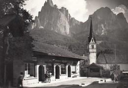 SIUSI-BOZEN-BOLZANO-NEGOZIO CARTOLINE-CARTOLINA VERA FOTOGRAFIA-VIAGGIATA - Bolzano