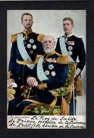 Suède / Tre Générationer / Le Roi De Suède,le Prince,et Le Petit Fils Héritier De La Couronne - Suède