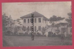 CAMBODGE---PHNOM PENH---Prisons Du Protectorat--animé - Cambodge