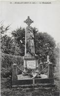 écailles-alix - Le Monument - Other Municipalities