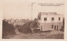14 BLONVILLE-sur-MER   -L'ancienne Maison De SANTOS-DUMONT - France