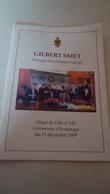 """Ath - Gilbert Smet """"portrait D'un Homme Engagé"""" (voir Détails) - Culture"""