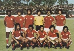 EL NEGEM EL RIADI EL SAHLI-TUNISIE TUNEZ SOCCER TEAM EQUIPO DE FUTBOL CIRCA 1978-BLEUP - Voetbal