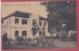 CAMBODGE---PHNOM PENH---College Sisowath - Cambodia