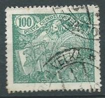 Tchecoslovaquie - Yvert N° 176  Oblitéré    --  Bce 15340 - Oblitérés