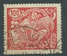 Tchecoslovaquie - Yvert N°  189    Oblitéré   -  Bce15341 - Oblitérés