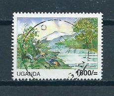 2007 Uganda Nature Used/gebruikt/oblitere - Oeganda (1962-...)