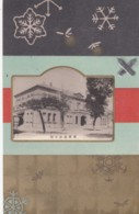 Keio Japan, Main Building University Of Keio, C1900s Vintage Postcard - Other