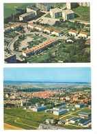 57 - BOULAY - Lot De 2 Cartes - Vue Aérienne Et Cité Klopp - Boulay Moselle