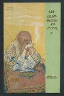 R. Kirchner. Les Cigarettes Du Monde. II. A' ALA. D.11-2.   Très Bon état. Scan Recto/verso. - Kirchner, Raphael
