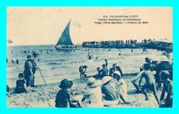 A726 / 387 34 - PALAVAS LES FLOTS Plage L'heure Du Bain - Palavas Les Flots