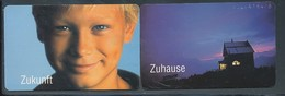 GERMANY Telefonkarte O  1134-1135 96 Zürich Versicherungen - Auflage 5000 - Siehe Scan - 15467 - Deutschland