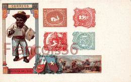 Timbres Stamps Sellos : Correos - 1904 America Del Sud - Péru Bolivia Argentina - Perfect Condition - Stamps (pictures)