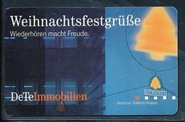 GERMANY Telefonkarte O 1127 98 DeTe Immobilien  - Auflage 9500 - Siehe Scan - 15471 - Deutschland