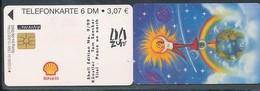 GERMANY Telefonkarte O 0209 99 Shell  - Auflage 10000 - Siehe Scan - 15472 - Deutschland