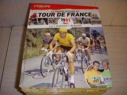 CYCLISME LA GRANDE HISTOIRE TOUR De FRANCE 1961 1962 La MACHINE ANQUETIL - Sport