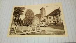 CPA - Evergem - Kluizen Gemeenteplaats - Evergem