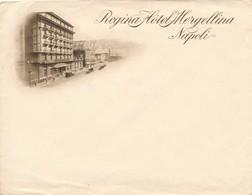 U.707.bis  NAPOLI - Regina Hotel Mergellina - Napoli (Naples)