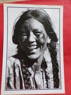 Népal   Femme Droka Au Grand Sourire - Népal