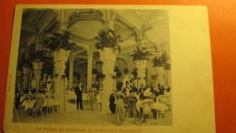 Le Palais Du Costume. Le Restaurant Champeaux. - Fashion