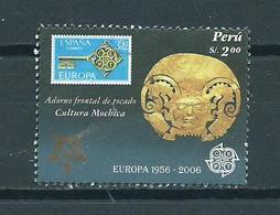 2005 Peru 50 Years CEPT Stamps Used/gebruikt/oblitere - Peru
