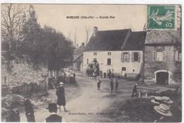 Côte-d'Or - Mimeure - Grande-Rue - Autres Communes