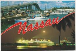 Bahamas : Jolie Carte Postale Avec Affranchissement - - Bahamas