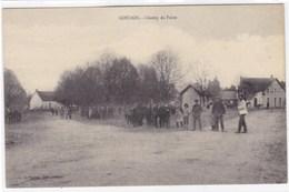 Creuse - Gouzon - Champ De Foire - France