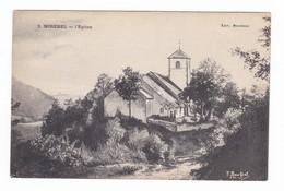 Mirebel.39.Jura.L'Eglise. - Autres Communes